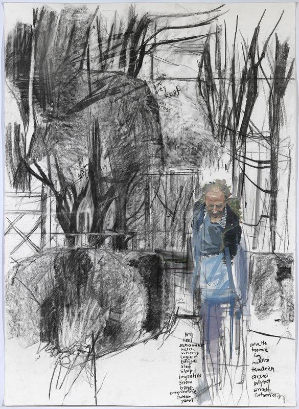 Ian Hamilton Finlay<span>Copyright Eileen Hogan</span>