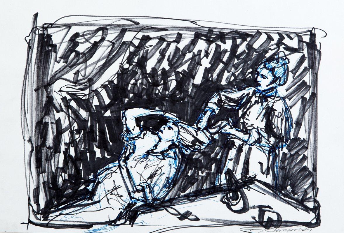 After Degas<span>Copyright Piotr Kurcman</span>