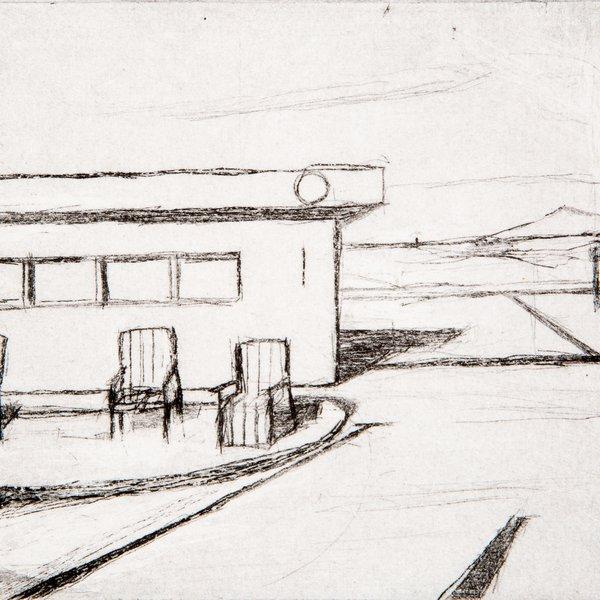 Garage / Waiting