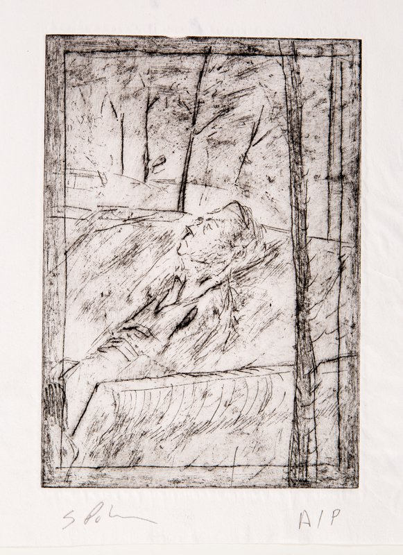 Man Resting<span>Copyright Stephen Polatch</span>
