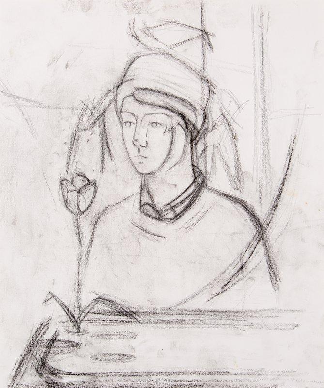 Boy with Flower<span>Copyright Stephen Polatch</span>