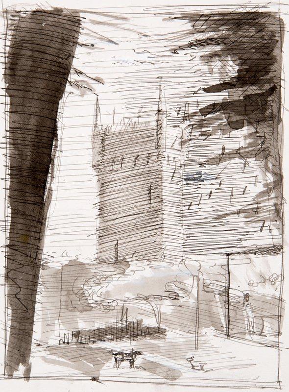 Water Tower<span>Copyright Stephen Polatch</span>