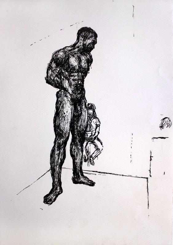 A Man (I)<span>Copyright Charlotte Mann</span>