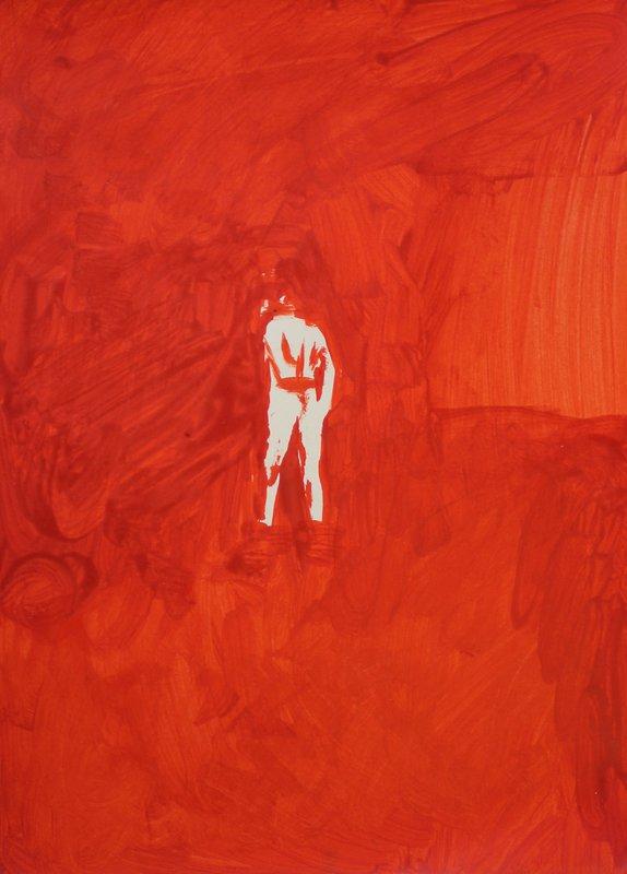 A Man<span>Copyright Charlotte Mann</span>