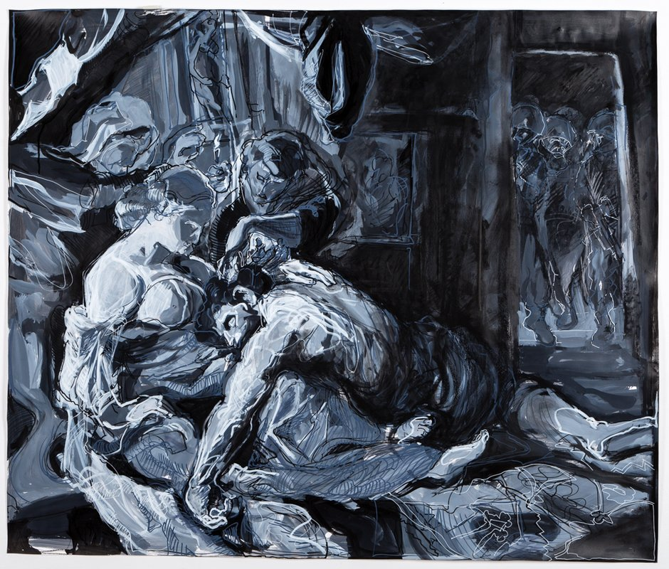 After Rubens: Samson and Delilah<span>Copyright Harry Parker</span>