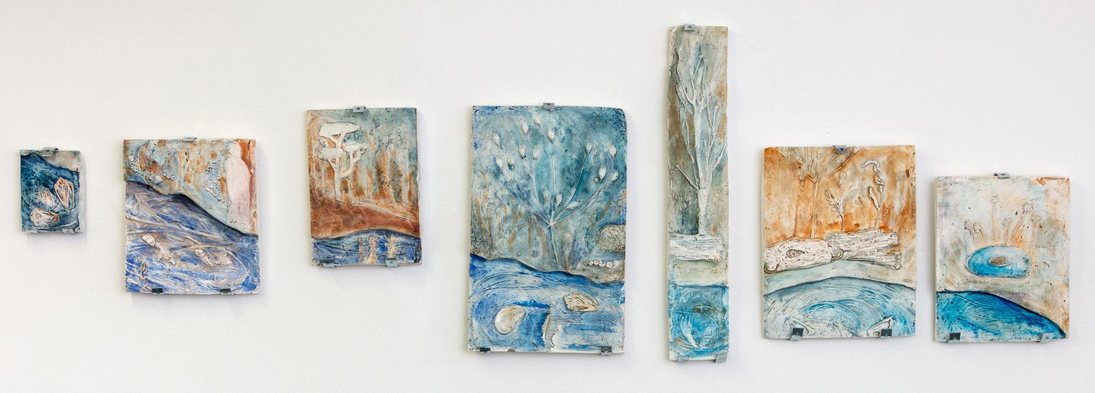 The Foundation Year 2018-19 Exhibition<span>Copyright Aisling Kamara</span>