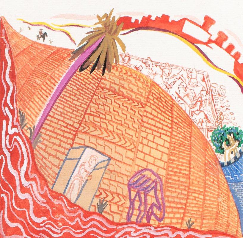 Wall<span>Copyright Alexander Gilmour</span>
