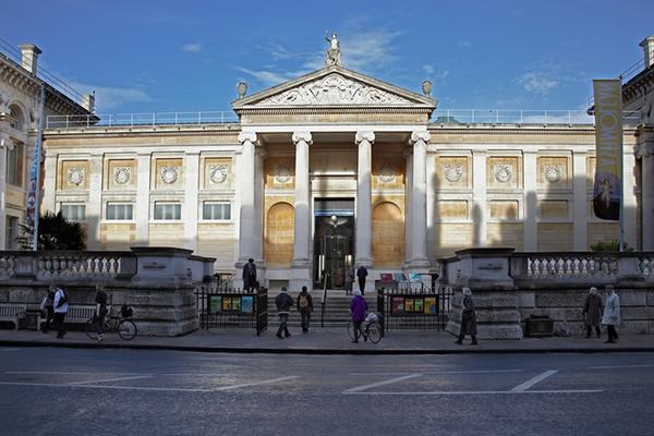 Alexander Sturgis Lecture - Ashmolean Museum exterior