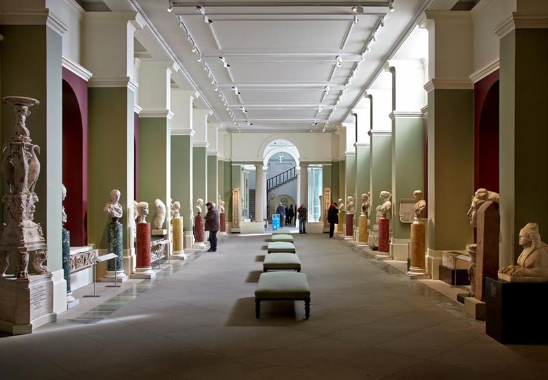 Alexander Sturgis Lecture - Ashmolean interior