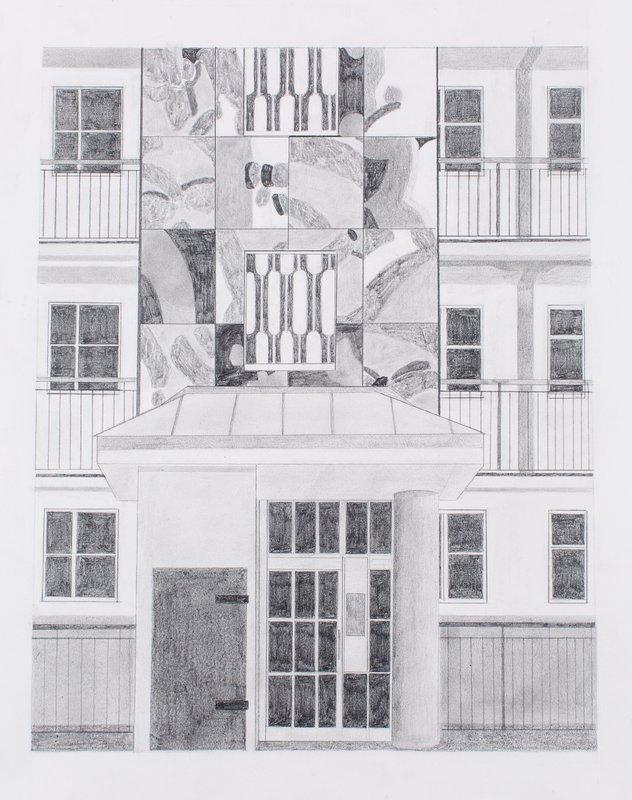 Proposal For Interior. Minerva Estate<span>Copyright Euphrosyne Andrews</span>