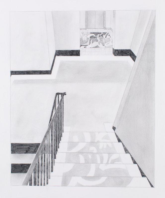 Proposal for Interior II, Minerva Estate<span>Copyright Euphrosyne Andrews</span>