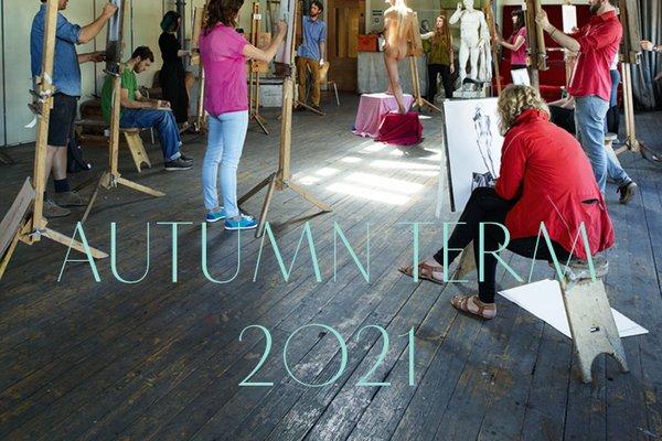 Autumn Term 2021 title card