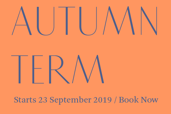 Autumn Term 2019