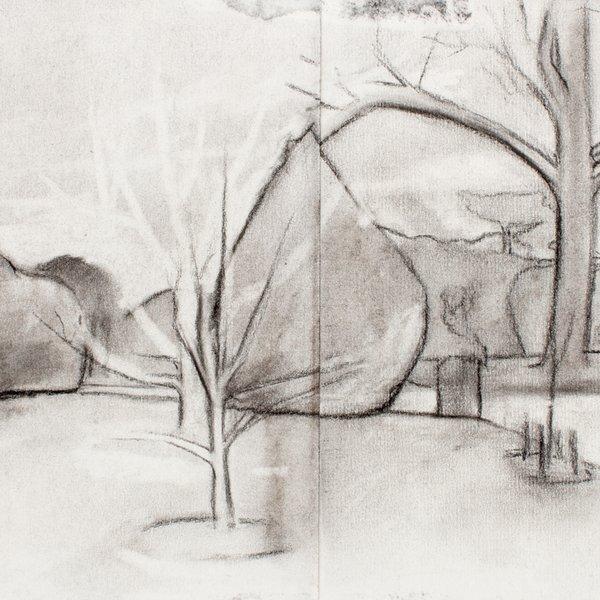 Almost Dusk, Almost Topiary, Kew