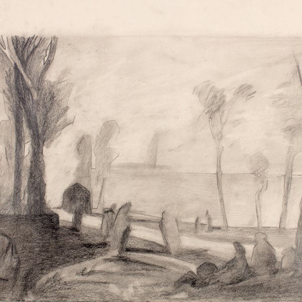 After Turner (The Park)