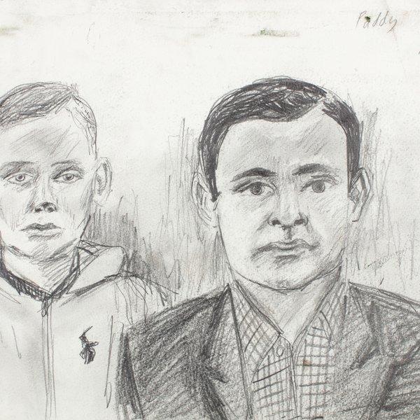 Two Irish Traveller Boys