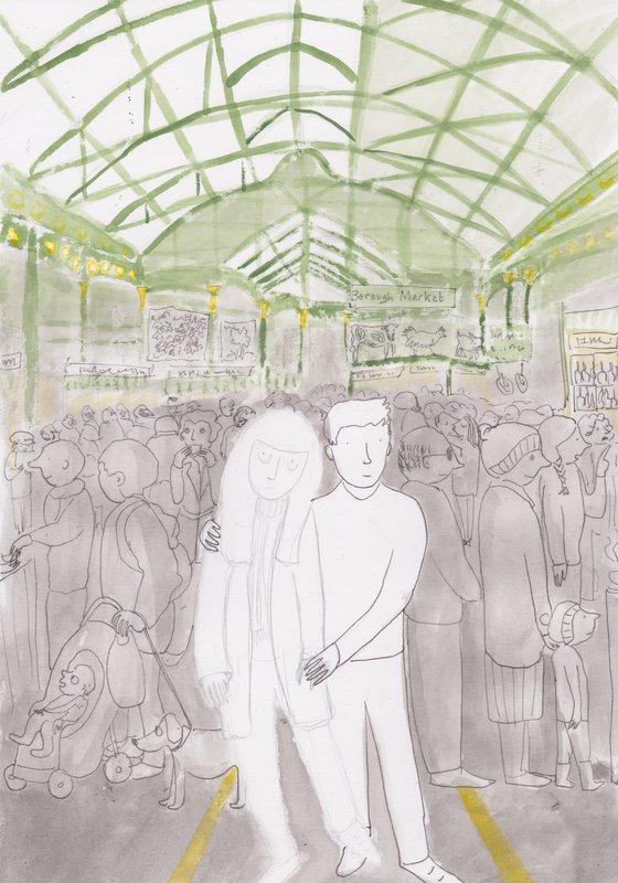 Borough Market<span>Copyright Emily Haworth-Booth</span>