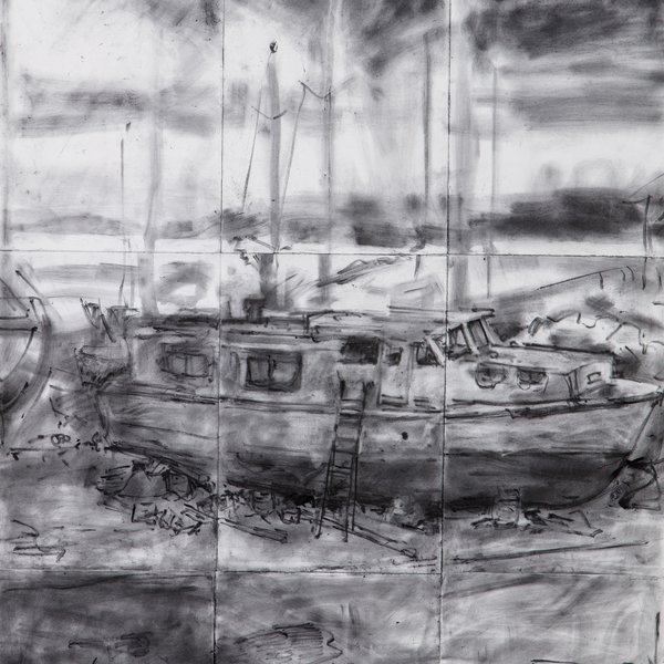 Boatyard, Greenwich