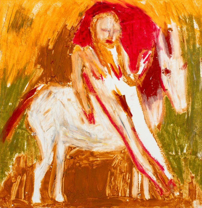 White Woman on a White Horse<span>Copyright Jessica Jane Charleston</span>