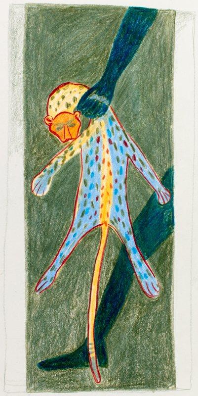 British Museum Colour Study<span>Copyright Somaya Critchlow</span>