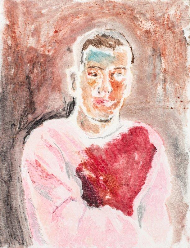 Self Portrait (After Van Dyck)<span>Copyright Self Portrait (After Van Dyck)</span>