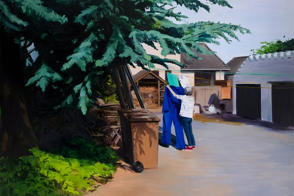 Drawn to Paint: Caroline Walker and Thomas Marks in conversation