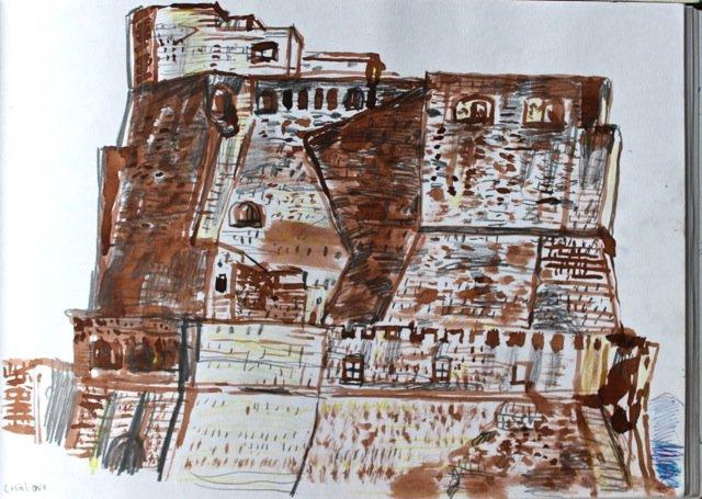 Castel Ovo Naples<span>Copyright Susan Wilson</span>