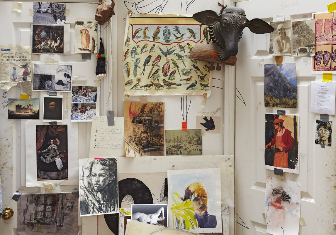 <h3>Studio Wall</h3>
