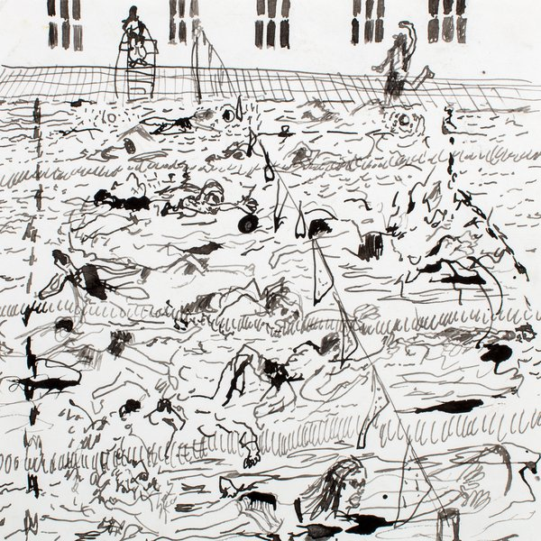 Ironmonger's Bath Study