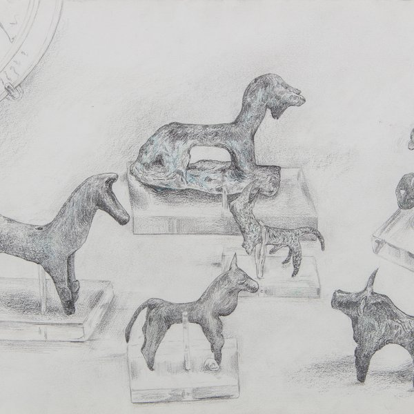 Etruscan Animals