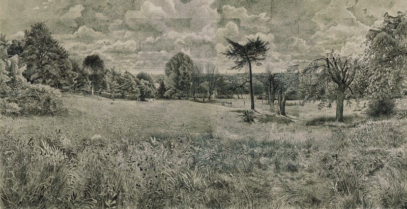 Alexandra Park, Winter-Spring