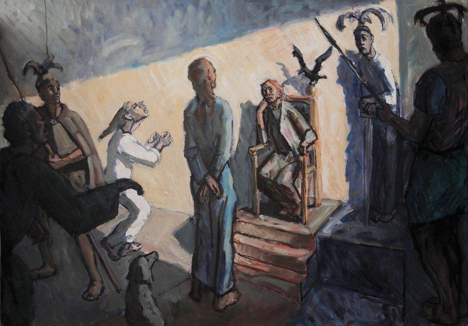 Christ before Herod<span>Copyright Francis Hoyland</span>