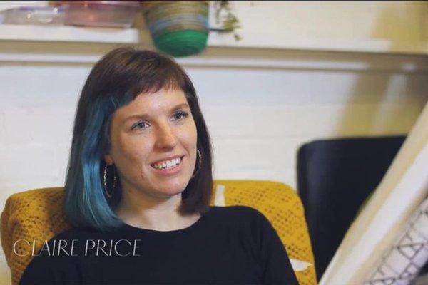 Claire Price Video