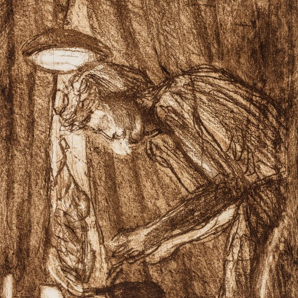 Early Hours (etching)