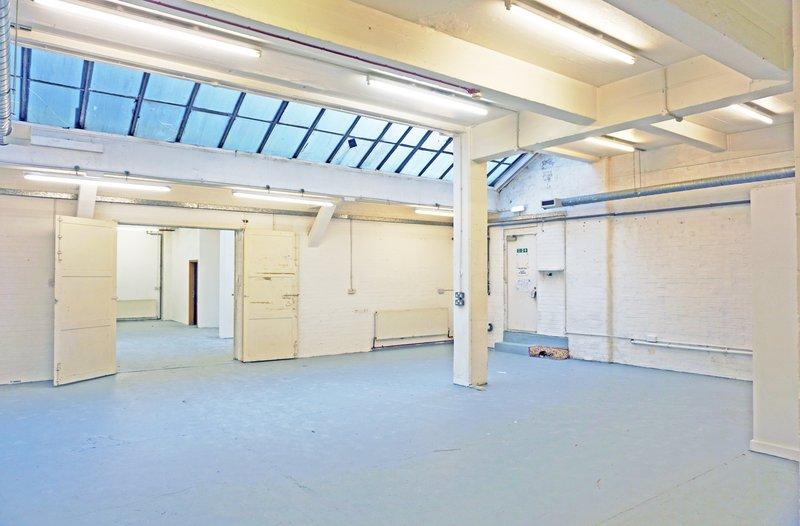 Space Studios, Hackney - Interior