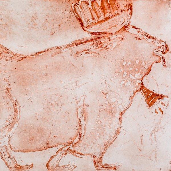 Pharaonic Bull