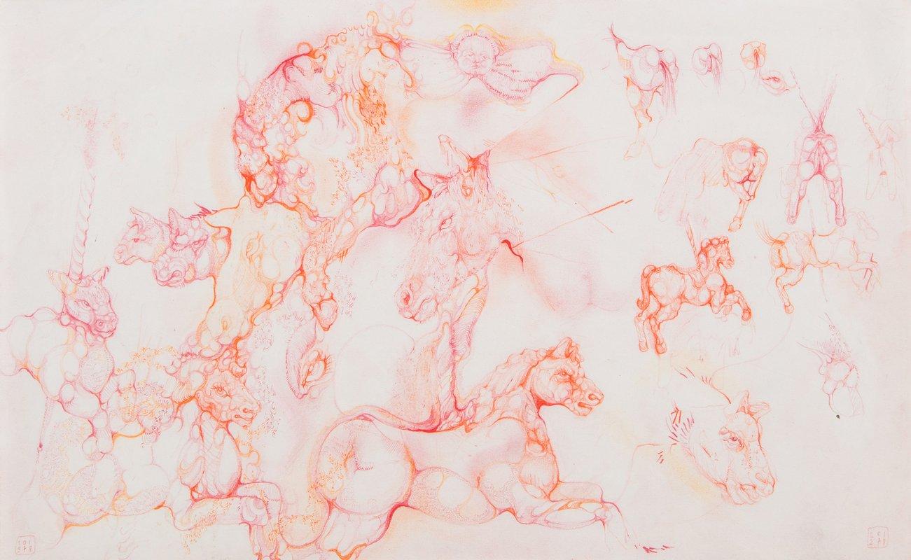 Study of a carousel<span>Copyright Gabriela Adach</span>