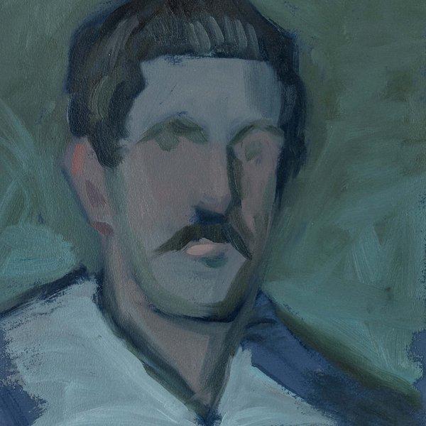 Portrait after Ottavio Leoni