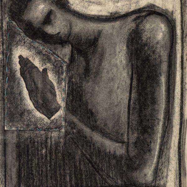 Figure in Prayer I