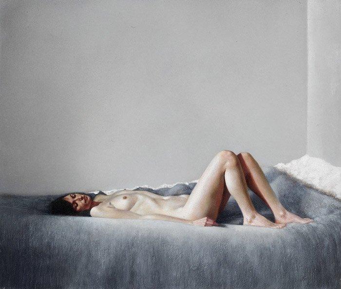 Female Nude I<span>Copyright Robert Fawcett</span>