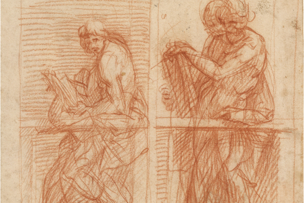 Italy and the luck of 'the draw': Marzia Faietti and Linda Falcone in conversation