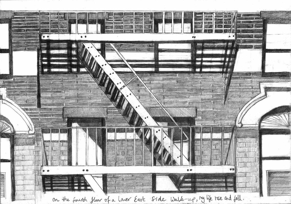 Fourth Floor Walk Up<span>Copyright Sarah Lightman</span>