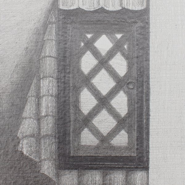 Doll House Window