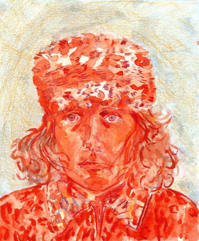 Hannah Tilson, Red Portrait, 2020_cropped.jpg