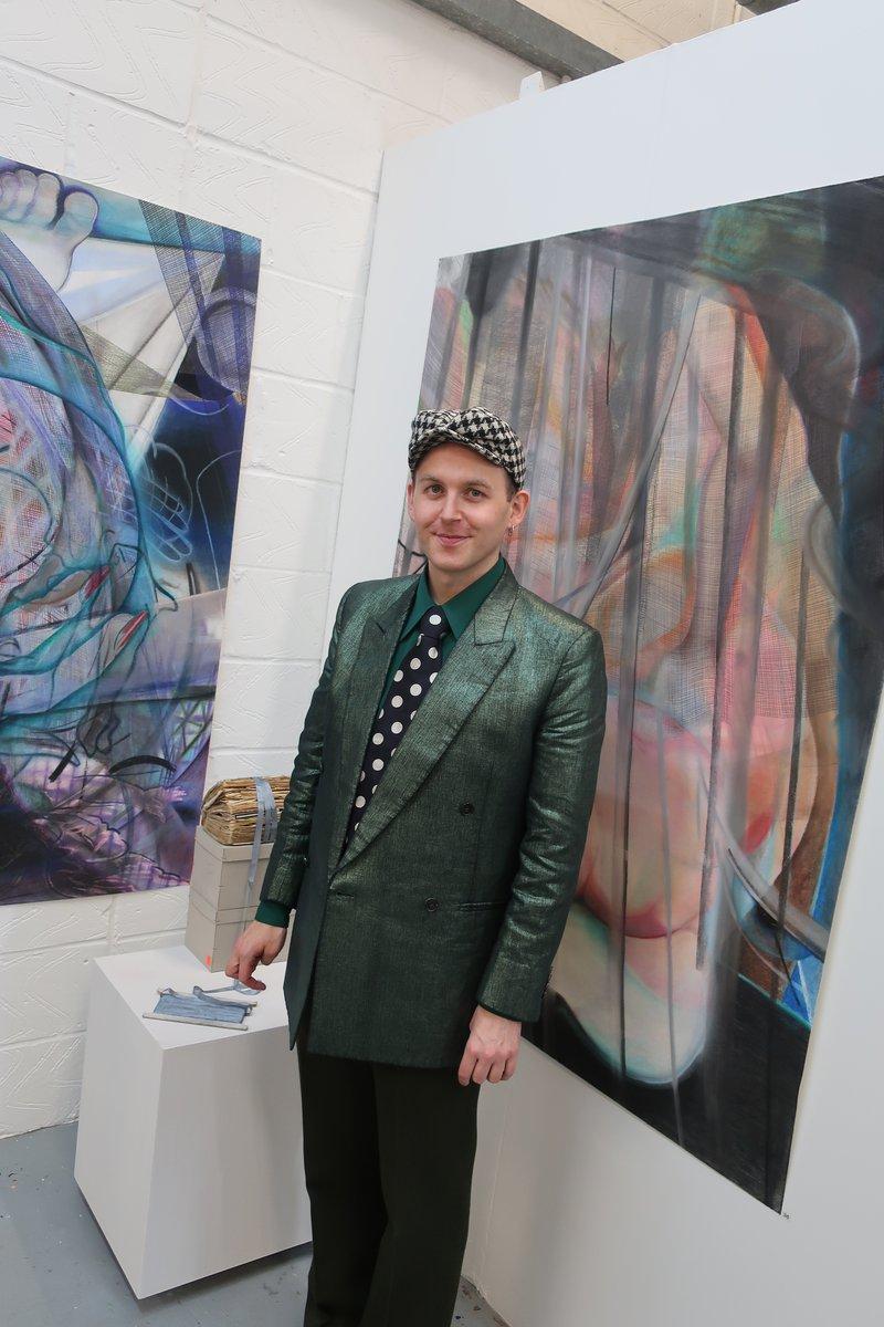 David Gardner open studios