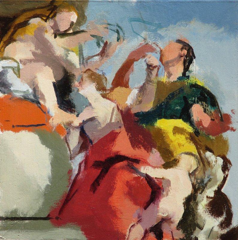 After Veronese, 2013<span>Copyright Robert Dukes</span>