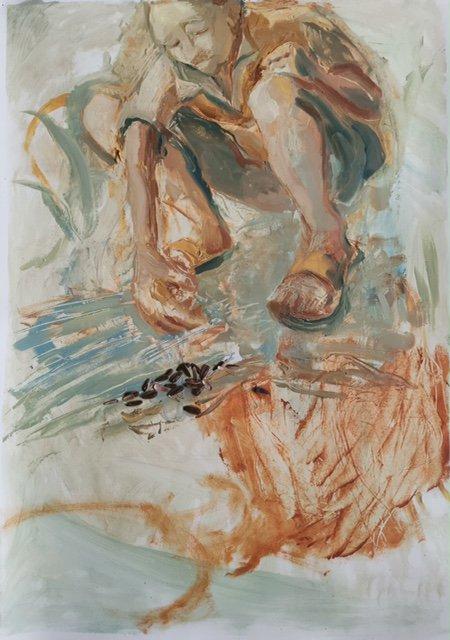 Image 1Husk Oil on Paper 100x71cm.jpg