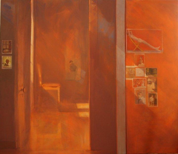 Interior with Bonnard<span>Copyright Sara Lee Roberts</span>