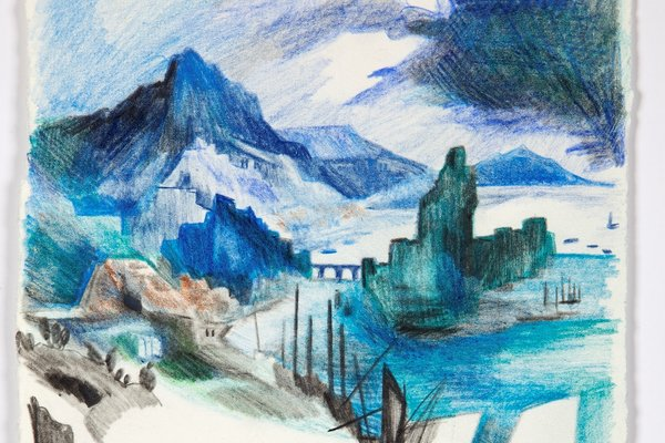 Drawing at the National Gallery - Christmas Course, Jessie Makinson