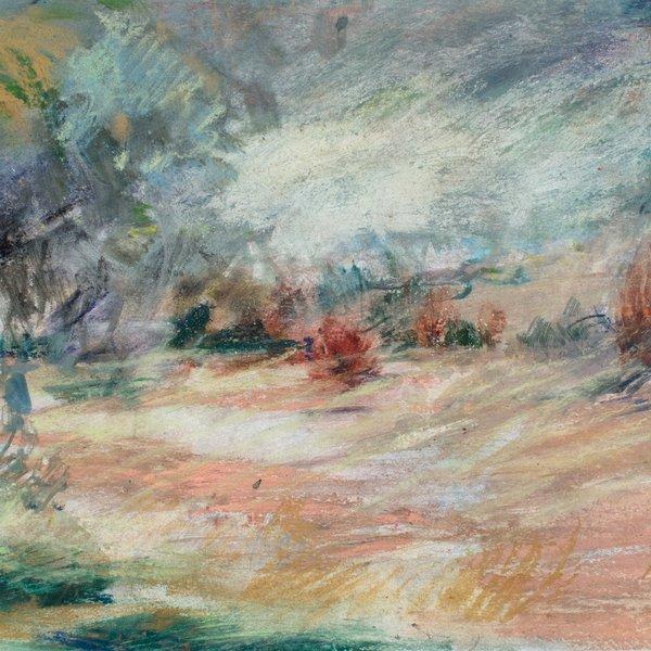 Landscape for Fire
